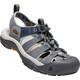 Keen Newport Hydro Sandaler Herrer grå